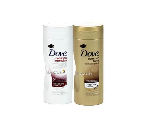 Opciones Dove DeepCare