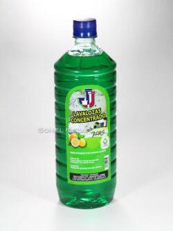 Desinfectante Liquido Lavalozas Concentrado JJ Plus.