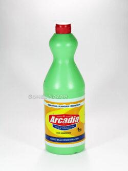 Cloro Baja Concentración ARCADIA. Hipoclorito de Sodio.