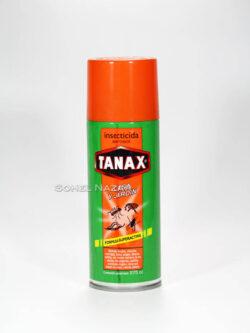 Insecticida en Aerosol TANAX. Casa y Jardín.