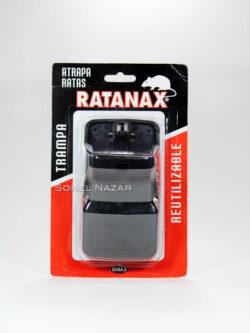 Atrapa Ratas RATANAX. Reutilizable.