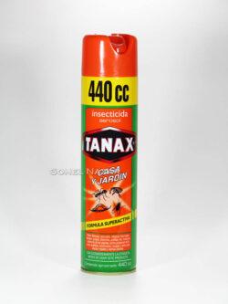 Insecticida en Aerosol TANAX Casa y Jardín. 440cc.