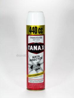 Insecticida en Aerosol TANAX Mata Insectos.