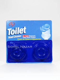 Pastilla Azul Para Inodoros TOILET Bowl Cleaner.