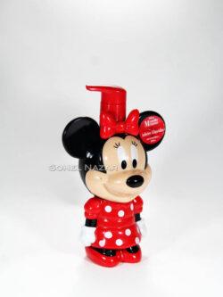 Jabón Liquido DISNEY Minnie Mouse Hipoalergénico.