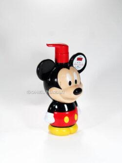 Jabón Liquido Infantil DISNEY Mickey Mouse.
