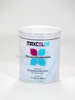 Polvo Decolorante MAXCOLOR Máxima Decoloración.