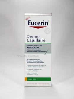 Shampoo Crema Anticaspa Capillaire EUCERIN pH5.