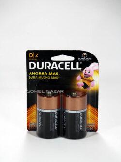 Pilas DURACELL Duralock Technology. D/2.