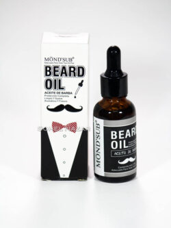 Aceite de Barba MOND SUB. Beard Oil.