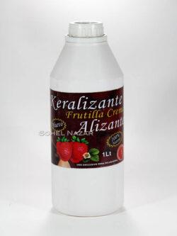 Alizante en Crema KERALIZANTE. Uso Profesional.