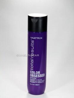 Shampoo Color Obsessed MATRIX. Antioxidant.