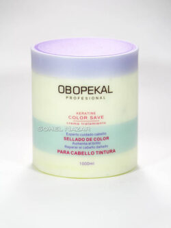 Crema Tratamiento OBOPEKAL Profesional. Color Save.