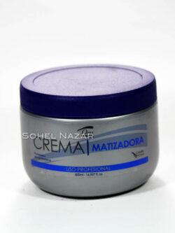 Crema Matizadora Azul ORUS Uso Profesional.