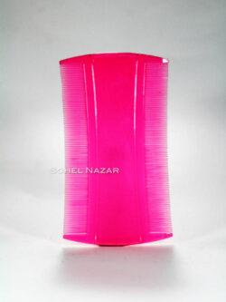 Peine Plástico para Pediculosis de 2 Lados.