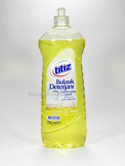 Lavalozas Detergente Liquido TITIZ. Bulazik Deterjani.