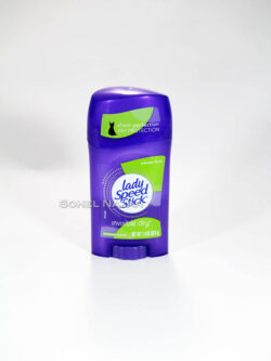 Desodorantes LADY SPEED STICK Invisible Dry.