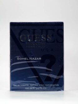 Eau De Toilette GUESS Seductive Homme Blue.