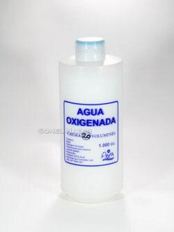 Agua Oxigenada en Crema FLORA 1000cc.