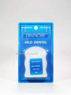 Hilo Dental DENTACARE con Menta.