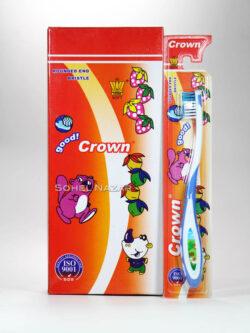 Cepillos de Dientes CROWN Infantil Unisex.
