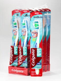 Cepillo de Dientes COLGATE 360 de Adulto.