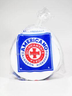 Algodón Hidrófilo AMERICANO Prensado 50grs.