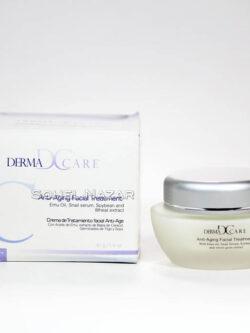 Crema de Tratamiento Facial Anti-Age DERMACARE.