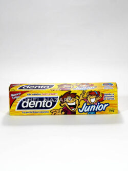 Gel Dental Tutti Frutti DENTO JUNIOR. 50g.