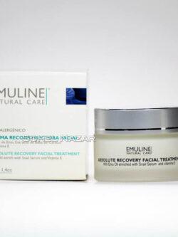 Crema Reconstructora Facial EMULINE NATURAL CARE.
