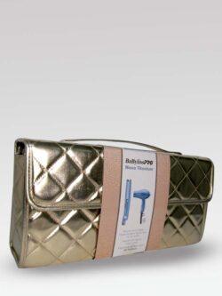Plancha y Secador de Viaje BABYLISS PRO Nano Titanium.
