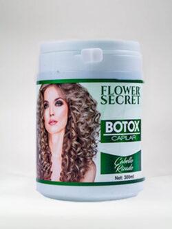 Línea Tratamiento Capilar Botox FLOWER SECRETS 300ml.