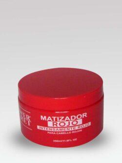 Matizador Rojo FLOWER SECRET 350ml.