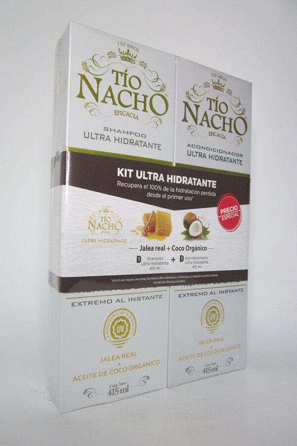 Pack Tío nacho hidratante