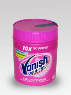 VANISH Oxi Actión Multipower 450 gr.