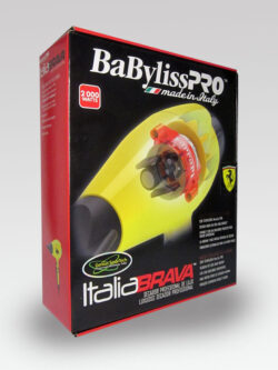 Secador Profesional de Lujo Italia Brava BABYLISS PRO.