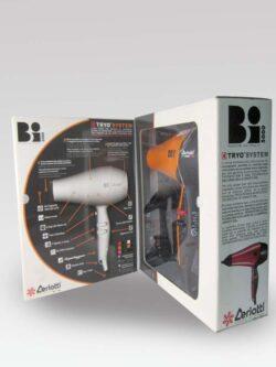 Secador CERIOTTI BI5000 Plus Naranja Tryo System.