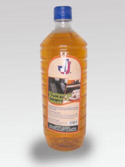 Shampoo de Alfombras & Tapices DETERGENTES JJ 1 Lt.