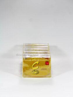 Jabón de Tocador con Glicerina CAVALLARO 90grs.