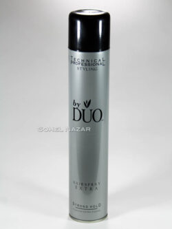 Hairspray Extra by DUO. Technical Profesional Styling.