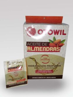 Aceite de Almendras OTOWIL Caja Sachet.