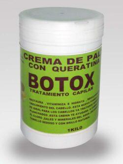 Botox Capilar Crema de Palta con Queratina 1 kilo.