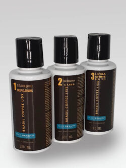 3pack Brasil Coffee Liss MAR BEAUTY 100ml.