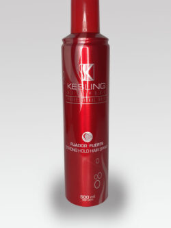 Fijador Fuerte KESLING Strong Hold Hair Spray.