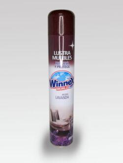 Lustra Muebles Lavanda WINNEX 400ml.