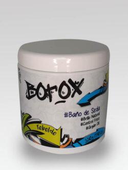 Máscara de Nutrición BOTOX Baño de Seda 550g.