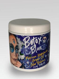 Máscara de Nutrición Botox Blue 550g.
