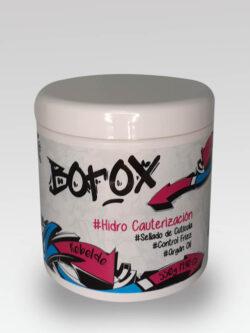 Máscara de Nutrición Botox Hidro Cauterización 550g.