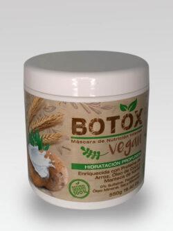 Máscara Nutrición Botox Hidratación Profunda 550g.