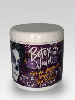 Máscara de Nutrición Botox Violet 550g.